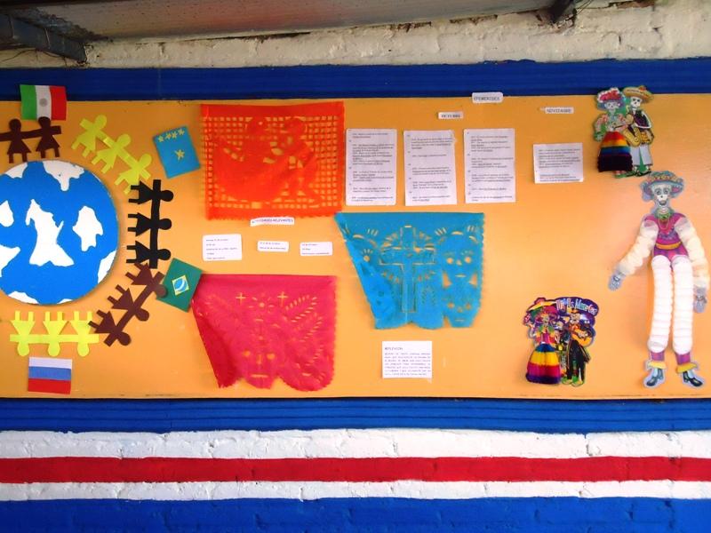 Periodico Mural Para Preescolar